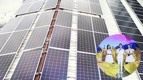 Phim trường duy nhất tại Việt Nam sử dụng điện năng lượng mặt trời