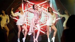 Kiện tướng dancesport Hoàng Mỹ An sexy hết cỡ trong MV đầu tay