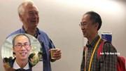 Tiến sĩ Lê Bá Khánh Trình kể lại cuộc hội ngộ bất ngờ sau 40 năm
