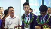 Chàng trai Hải Phòng giành HC Vàng Olympic Toán quốc tế chọn theo nghề giáo