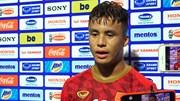 Mặc lại áo 19 của Quang Hải, sao trẻ U22 Việt Nam lập tức ghi bàn