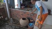 Quảng Nam khốn đốn tìm nước sinh hoạt trong mùa khô hạn