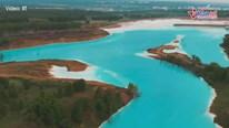 Hồ nước 'tử thần' cộng đồng phượt bất chấp nguy hiểm để 'check-in'