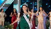 Lương Thuỳ Linh đăng quang Hoa hậu thế giới VIệt Nam 2019