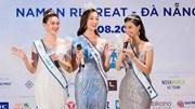 Top 3 Miss World VietNam 2019 'bắn' tiếng Anh như gió sau đăng quang