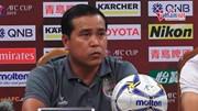 Trước chung kết AFC Cup: HLV Bình Dương khẳng định Hà Nội là số 1 VN