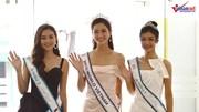 Top 3 Miss World VietNam 'thi' ứng xử tiếng Anh đầy ấn tượng