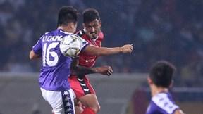 HLV Bình Dương đổ lỗi trọng tài sau trận thua CLB Hà Nội ở chung kết AFC