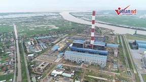 Cận cảnh nhà máy nhiệt điện 42 nghìn tỷ đang chờ 'giải cứu'