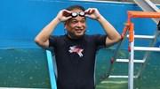 Chuyên gia Nhật Bản tắm, gội đầu trên sông Tô Lịch