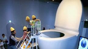 Bảo tàng Chất thải: Những trải nghiệm chưa từng có với... phân và bồn cầu