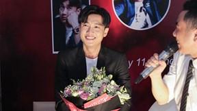 Quốc Trường khoe giọng với hit 'Mưa trên cuộc tình' của Đan Trường