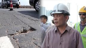 Cầu Thăng Long hư hỏng nặng, Bộ trưởng Nguyễn Văn Thể chỉ đạo nóng