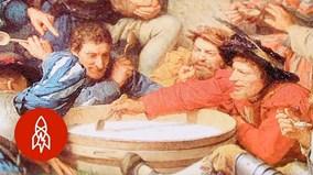 Món ăn đặc biệt giúp người xưa tránh một cuộc chiến thảm khốc
