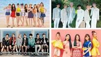 BTS, BlackPink, EXO sexy, rực lửa trong các MV mùa hè sôi động