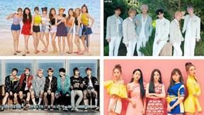 Rực lửa cùng BTS, BlackPink, EXO,... qua các MV mùa hè sôi động