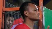 Trọng Hoàng báo 'hung tin' với thầy Park, thẫn thờ nhìn Viettel thua trận