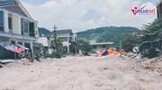Đà Nẵng: Dự án mở đường 27m, thi công 9 năm vẫn còn dang dở