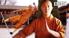 Hé lộ bài thi khắc nghiệt lựa chọn những bậc thầy Kung fu ở Thiếu Lâm Tự
