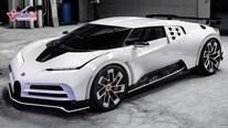 Mê mẩn với siêu phẩm Bugatti Centodieci có giá hơn 206 tỷ đồng