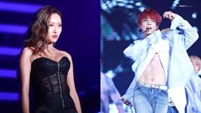 Top body gợi cảm, nóng bỏng chuẩn nhất ở làng giải trí Hàn