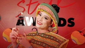 Vượt Hương Giang, Gil Lê, Hoàng Thùy Linh ăn mặc phong cách nhất năm