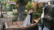 Trung Quốc bùng nổ ngành công nghiệp chụp ảnh cưới