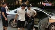 Đình Trọng, Văn Đức bất ngờ hội quân muộn cùng đội tuyển Việt Nam
