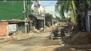 Đà Nẵng: Dân hít bụi mỗi ngày vì đường nâng cấp 8 năm vẫn dang dở
