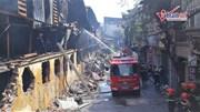 Huy động kỷ lục 50 xe chữa cháy dập tắt hỏa hoạn tại Công ty Rạng Đông