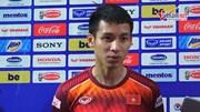 Hùng Dũng thi đấu quá tải vẫn tự tin đối đầu Thái Lan vòng loại World Cup