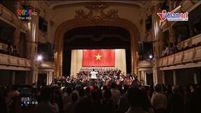Điều còn mãi 2019: Giai điệu của ca khúc Tiến quân ca trên nền giao hưởng