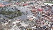 Hậu 'bão quái vật' Dorian, cả thị trấn ở quần đảo Bahamas bị 'nghiền nát'