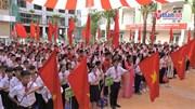 Khai giảng đầu tiên tại ngôi trường mang tên NGND Nguyễn Lân