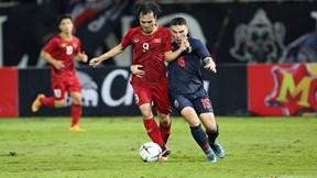 Vòng loại World Cup 2022 khu vực châu Á: Highlight Việt Nam 0-0 Thái Lan