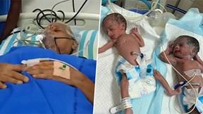 U80 sinh con, người phụ nữ Ấn Độ lập kỳ lục là bà mẹ cao tuổi nhất thế giới