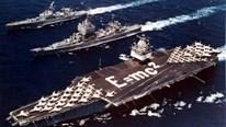 USS Enterprise - tàu sân bay 'chất' nhất của Hải quân Mỹ