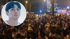 Giao thông tê liệt, sự kiện Ji Chang Wook tại TP HCM bị hủy vì hỗn loạn