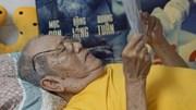 Cuộc sống neo đơn ít người biết của Mạc Can tuổi 74 trong phòng trọ