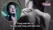 Quang Dũng gây sốc vì để diễn viên nữ tắm trần trong sản phẩm mới