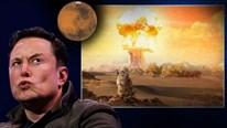 Viễn cảnh Elon Musk đánh bom nguyên tử sao Hỏa để tạo sự sống cho con người