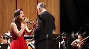 Đông Nhi 'liều lĩnh' hát cùng cả dàn nhạc giao hưởng