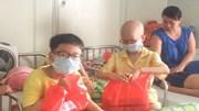 Tết Trung thu ấm áp của các bệnh nhi gồng mình vì ung thư quái ác