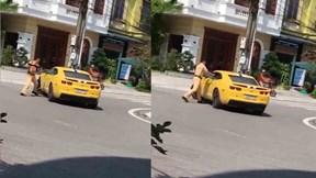 Tiết lộ chủ nhân ô tô Chevrolet Camaro bị CSGT dùng súng đập bể kính