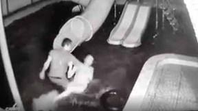 Tây Ninh: Chồng dìm vợ xuống bể bơi, lên bờ lại đánh tiếp trước mặt con nhỏ