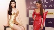 Thanh Hằng nhận xét Thuý Vân thiếu trái tim để là Hoa hậu Hoàn vũ VN