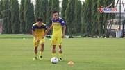 Xuân Trường 'thần tượng' Huy Toàn; muốn đá cặp với thủ môn Văn Lâm