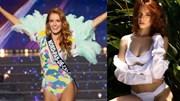 Cựu hoa hậu Pháp khiến Hoàng Thuỳ phải dè chừng ở Miss Universe 2019