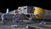 'Thâm nhập' chiến dịch đổ bộ Mặt trăng, xây căn cứ lâu dài của loài người