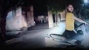 Người phụ nữ dừng xe giữa ngã ba vẫn quát tài xế vì không chịu nhường đường